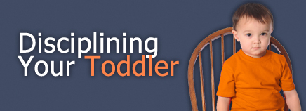 Disciplining Your Toddler