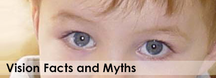 Vision Facts and Myths