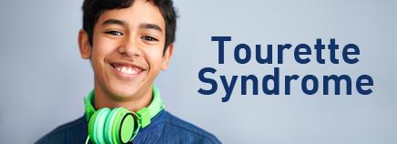 Syndrome children tourette in Tourette's Syndrome