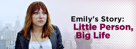 Dwarfism: Emily's Story (Video)
