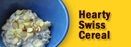 Hearty Swiss Cereal