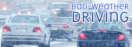 Bad-Weather Driving