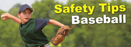 Safety Tips: Baseball