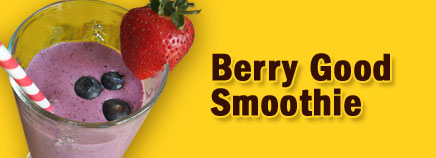 Berry Good Smoothie