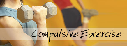 Compulsive Exercise