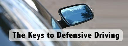 The Keys to Defensive Driving