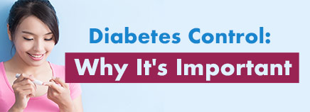 Diabetes Control: Why It's Important