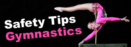 Safety Tips: Gymnastics