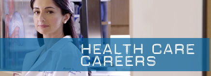 Health Care Careers (Video)