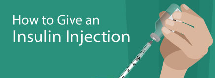 How to Give an Insulin Injection