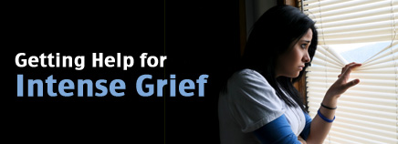 Getting Help for Intense Grief