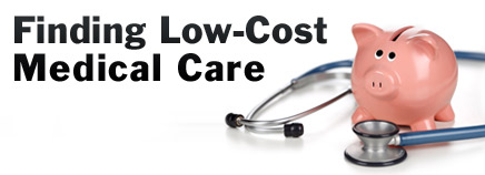 Finding Low-Cost Medical Care