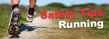 Safety Tips: Running
