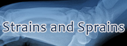 Strains and Sprains
