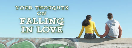Your Thoughts on Falling in Love