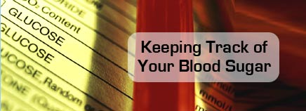 Keeping Track of Your Blood Sugar