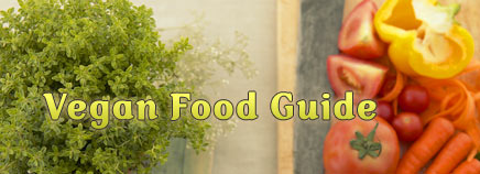 Vegan Food Guide