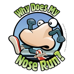 Why does my nose run?