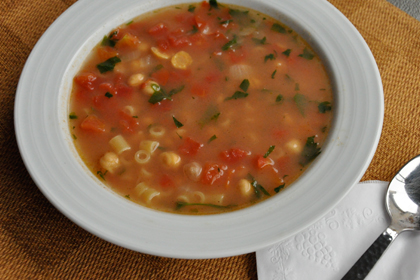 valentines day - med soup