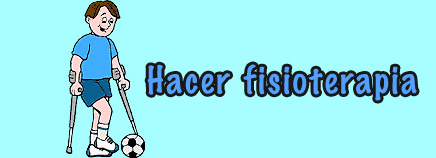 Hacer fisioterapia