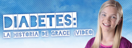 Diabetes: La historia de Grace (video)