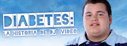 Diabetes: La historia de DJ (video)