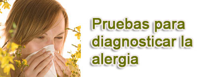 Sangre detectar de examen alergias para