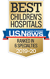 U.S. News Best Children's Hospitals 2015-2016